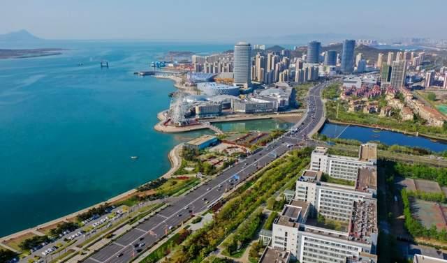 青岛西海岸新区:迈向开放发展新时代