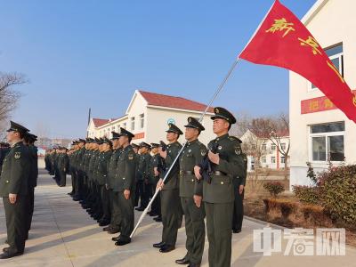 """燃,这个海防旅的新兵迎来军营""""成人礼""""!"""