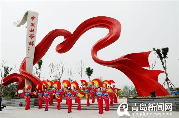 """山东胶州:让""""非遗""""成为彰显文化底蕴的鲜亮名片"""