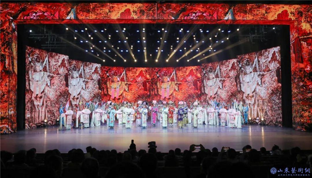 2021山东新年文艺晚会:共赴一场星光璀璨的文艺盛典
