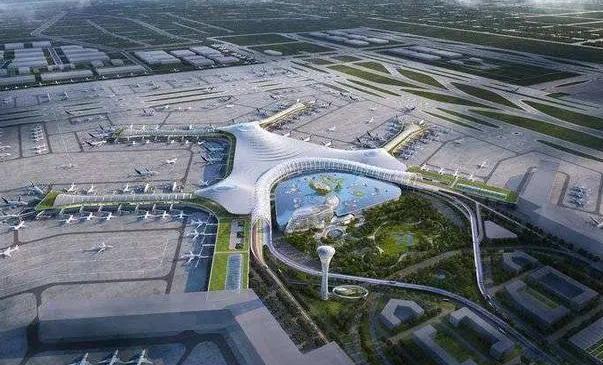 """济南遥墙机场综合交通枢纽规划获批!打造""""机场+东站""""空铁联运系统"""