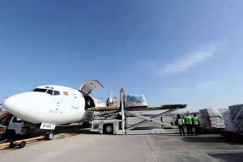 1月山东省国际货邮吞吐量增长势头强劲