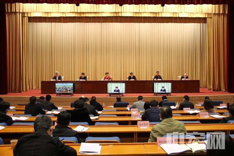 铸牢中华民族共同体意识 山东省民族宗教局长会议在济南召开