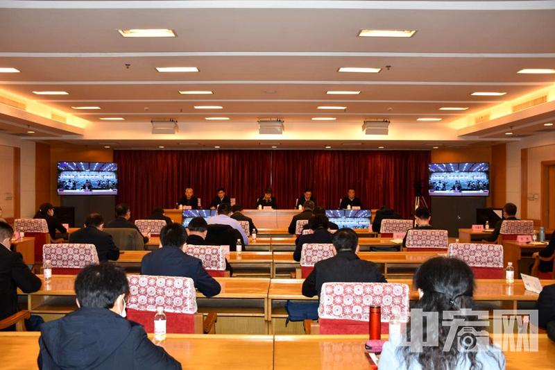 山东省残联工作会议在济南召开