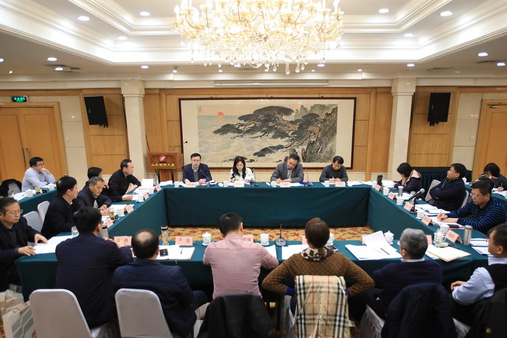 注重新媒体力量 2020年山东省文化和旅游营销推广座谈会举办