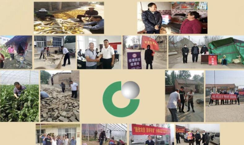 2020年中国人寿山东省分公司脱贫攻坚全记录