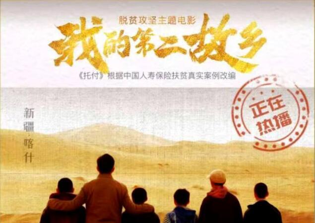 预告|中国人寿扶贫电影《托付》3月4日上线新华网