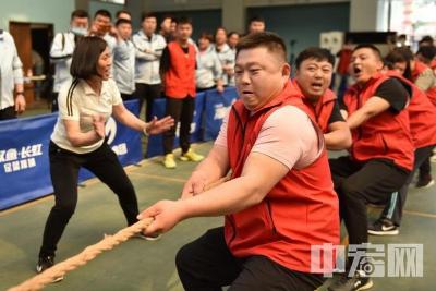 济南市天桥区第十一届全民健身运动会拉开序幕
