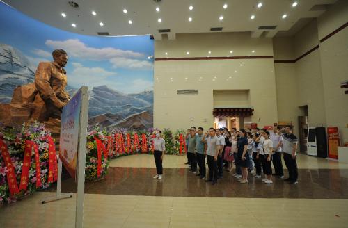 山东省教育厅举办第三期青年干部红色教育活动